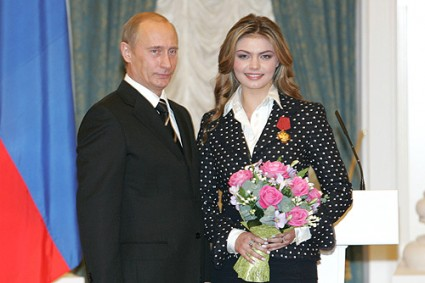 Alina kabaeva children images amp pictures becuo